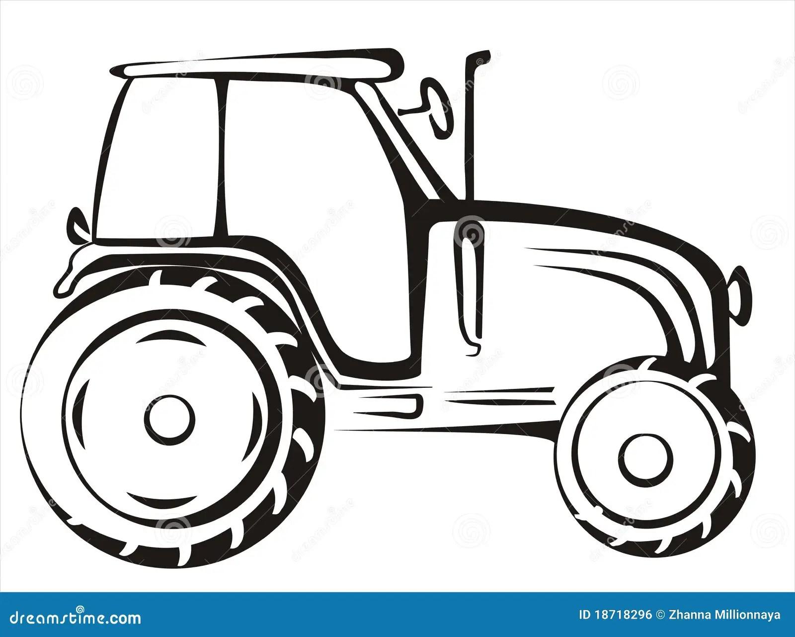 bulldog traktor ausmalbilder  das zeichentrickmalbuch