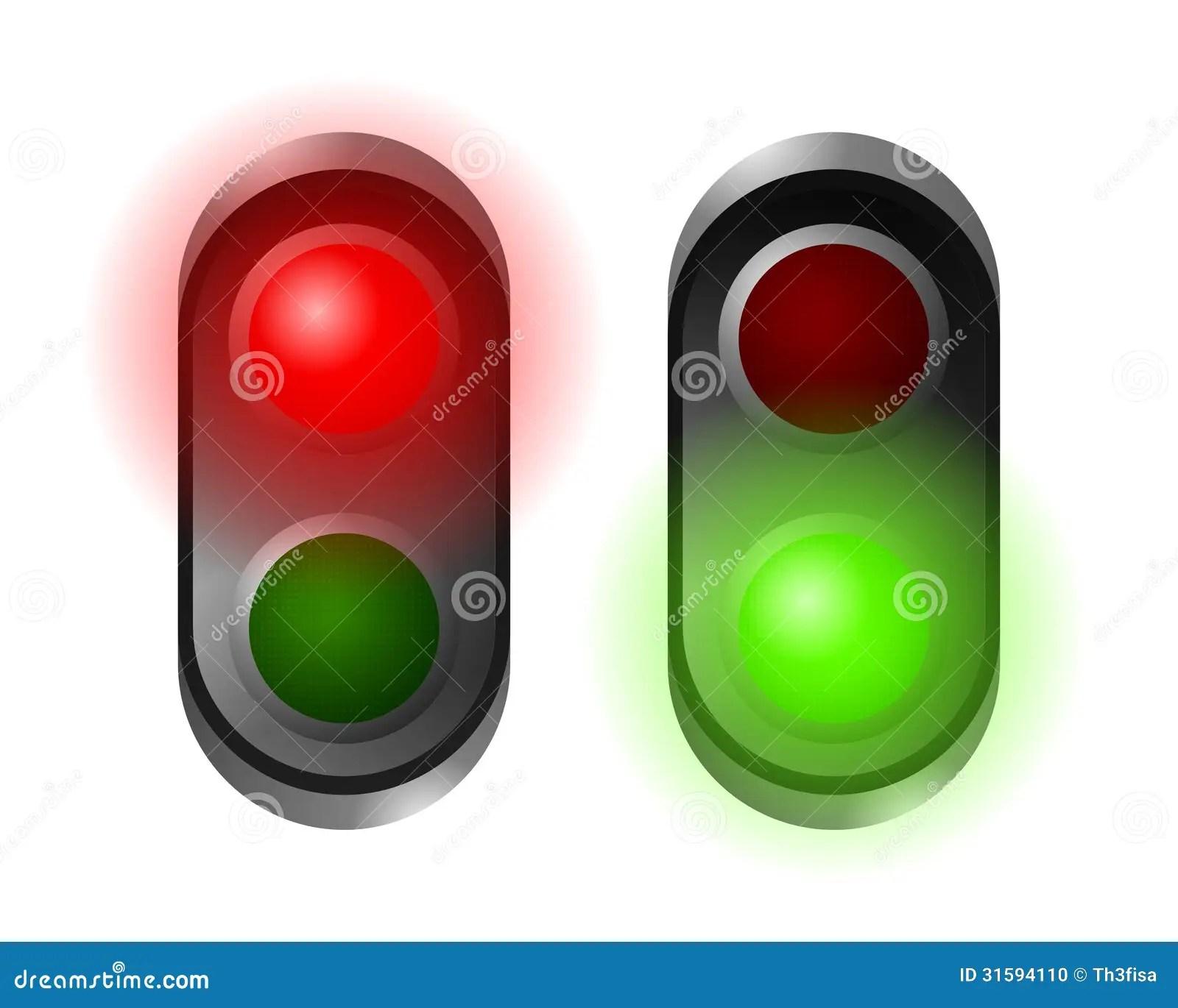 Traffic Lights Stock Illustration Illustration Of Signal