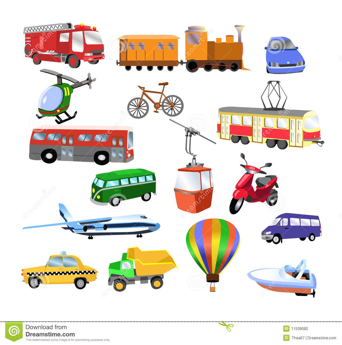 Transportation Stock Photography