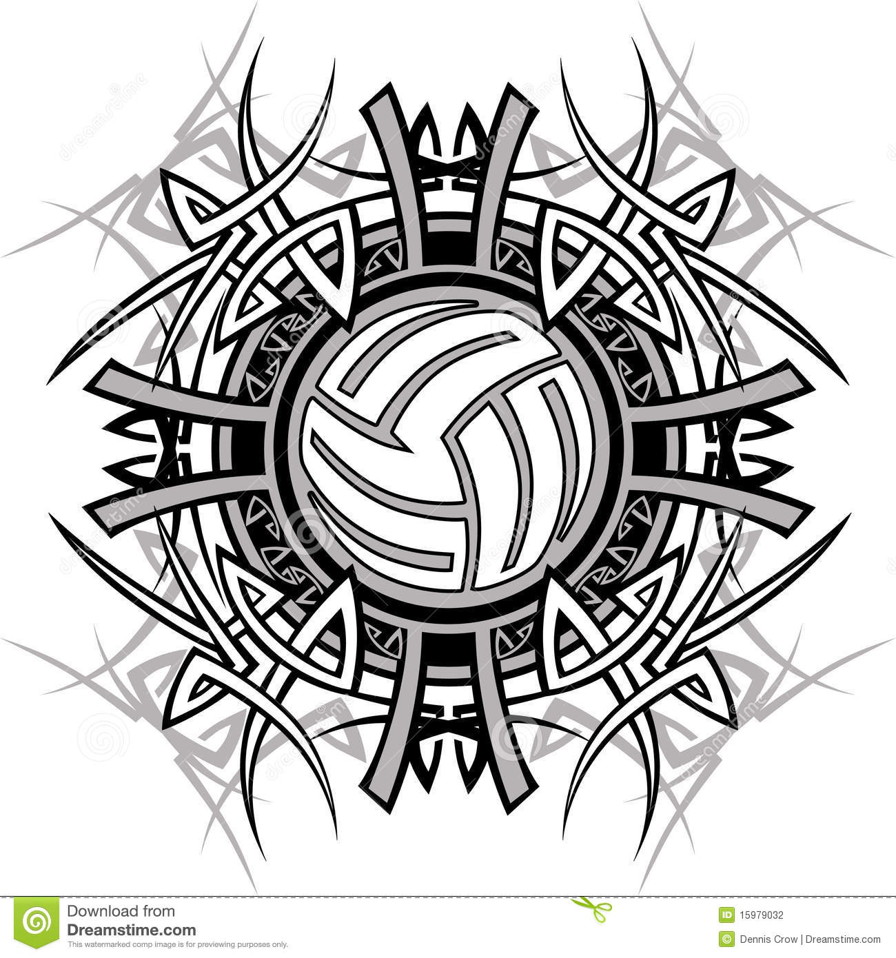 Volleyball T Shirt Designs Clip Art