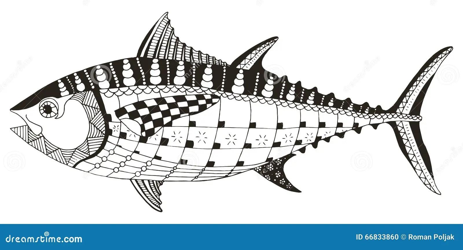 Stylized Elephant Hand Drawn Lace Vector Illustration