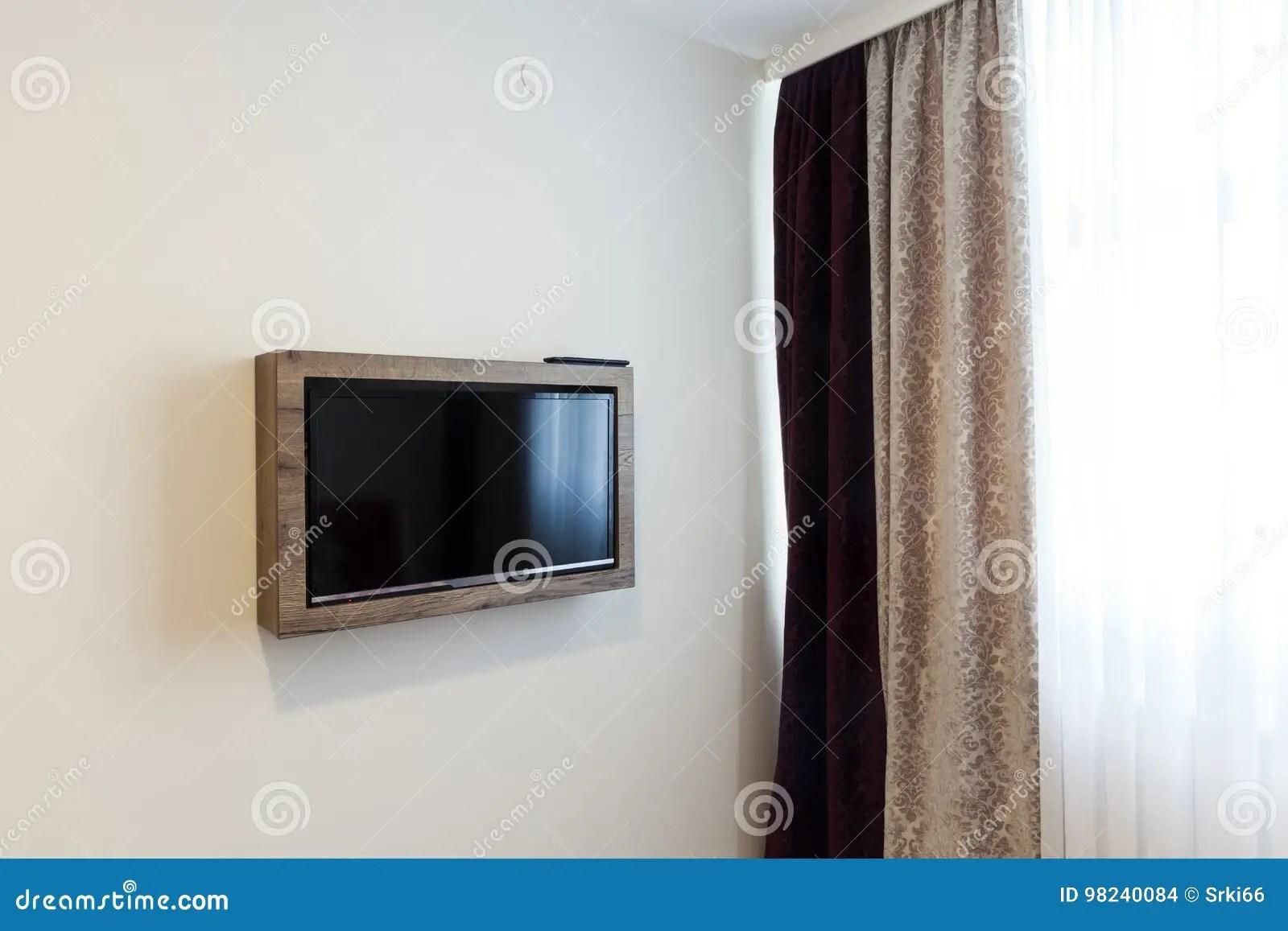 https fr dreamstime com photo stock tv mur image98240084