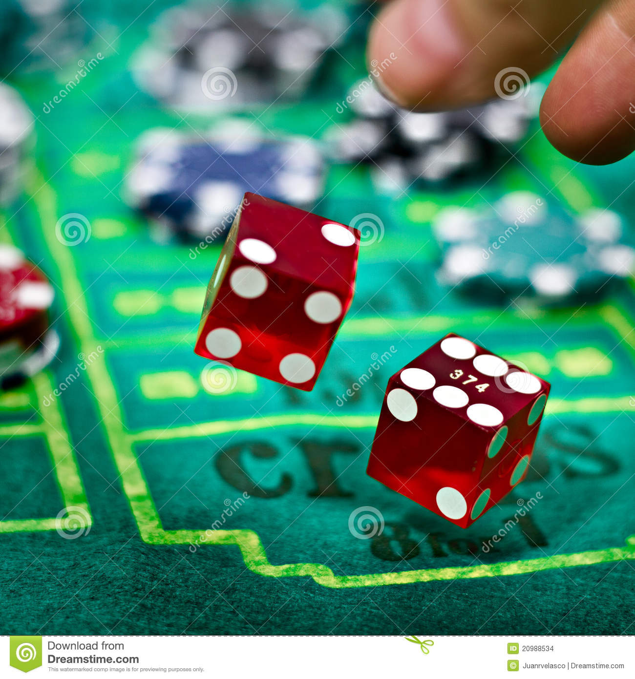 Backgammon Dice Rolling Rules