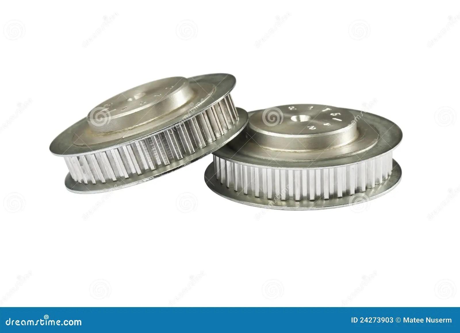 Timing Belt Pulleys Aluminum Stock