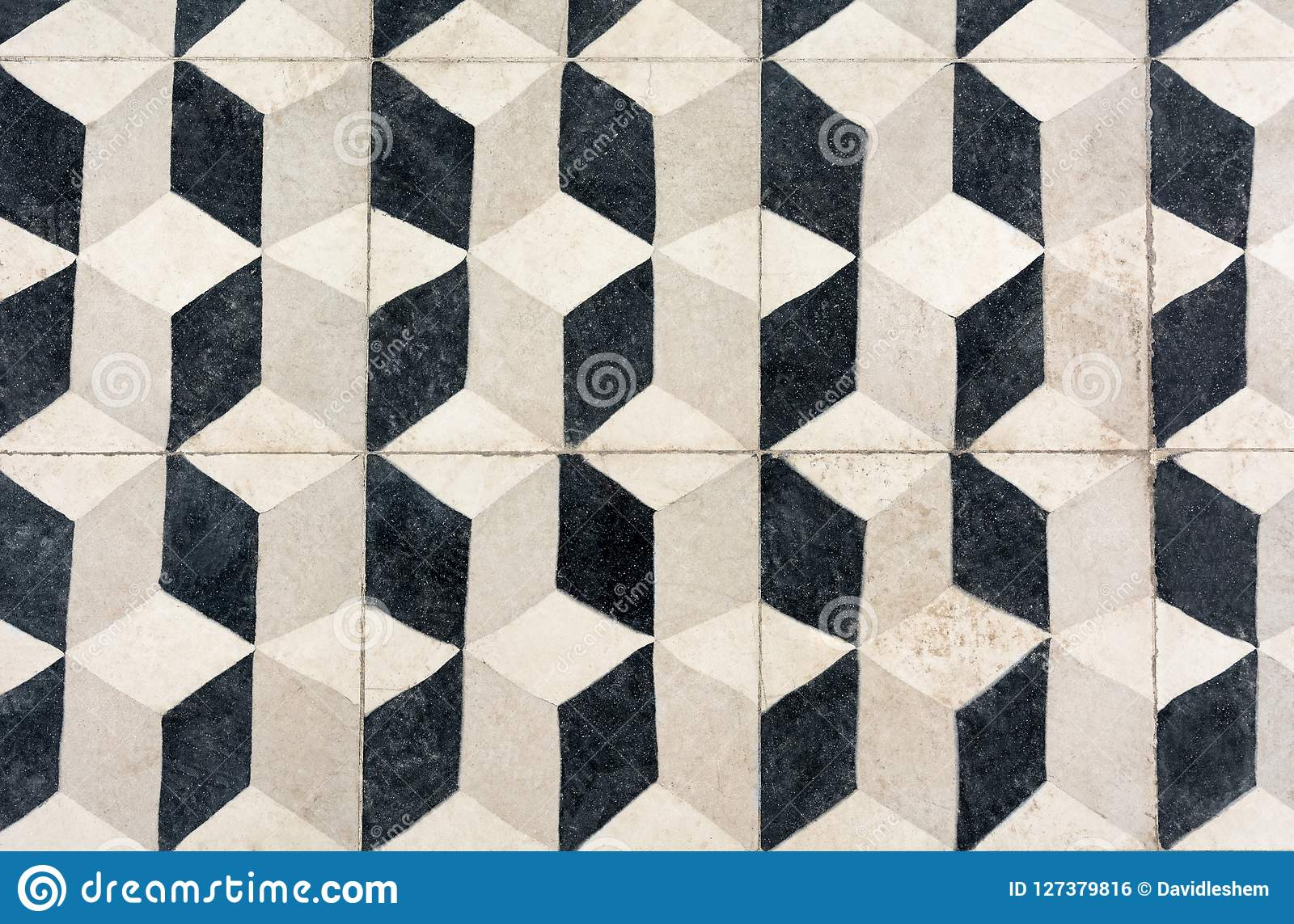 https www dreamstime com unique tile design islam patterns escher like repetition tiled floor mosque architecture image127379816
