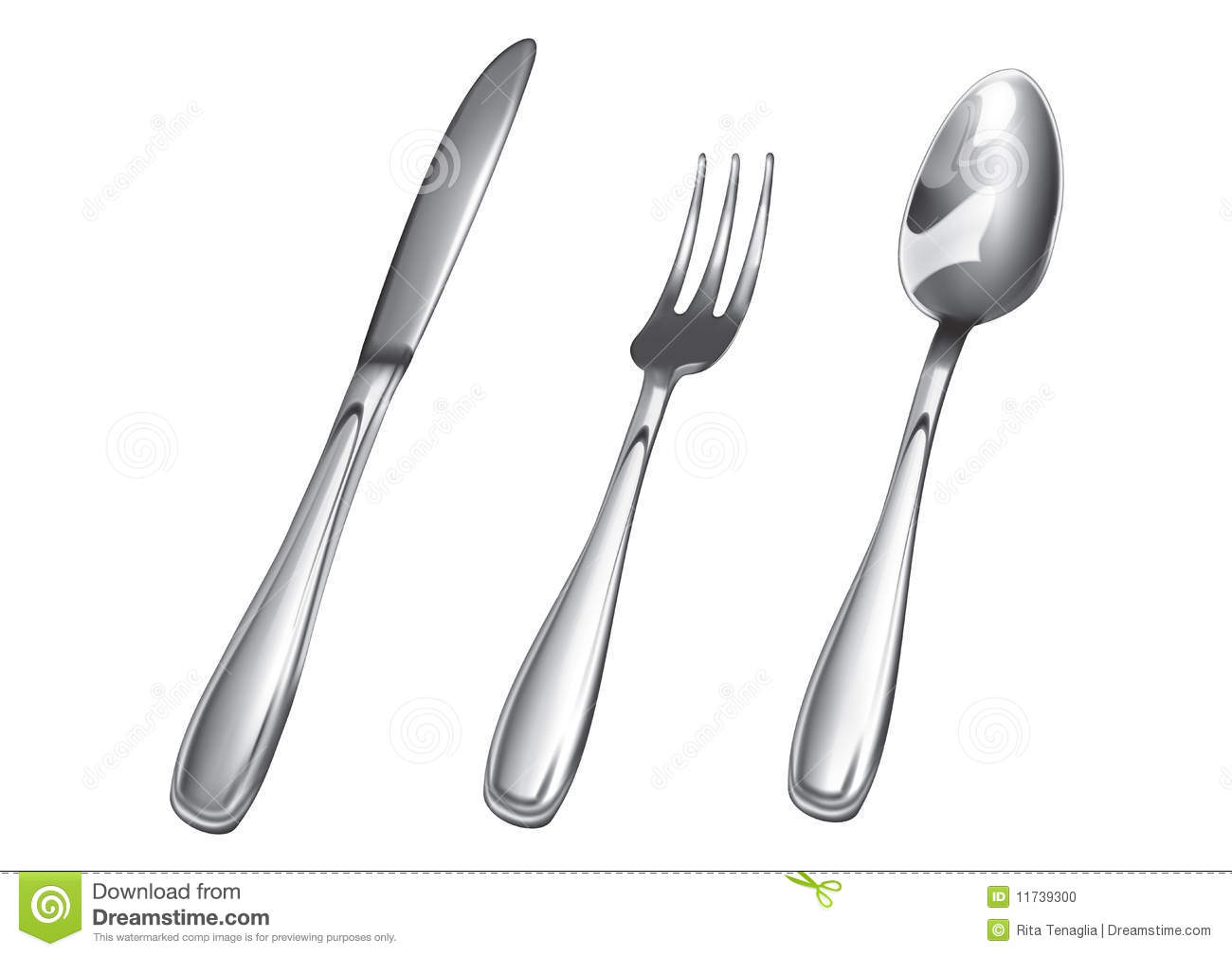 Utensils Stock Photo Image 11739300