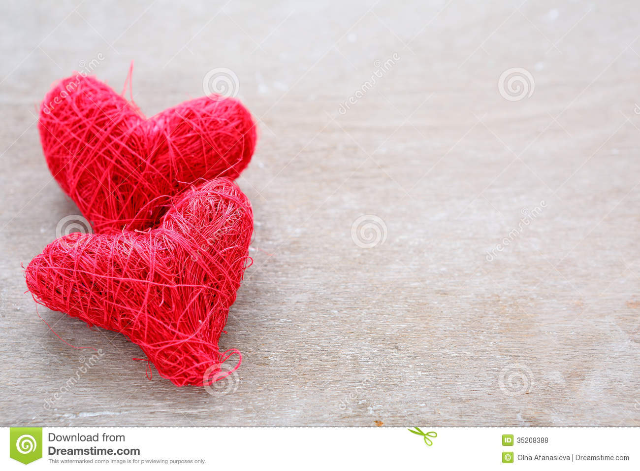 Objects Shaped Hearts