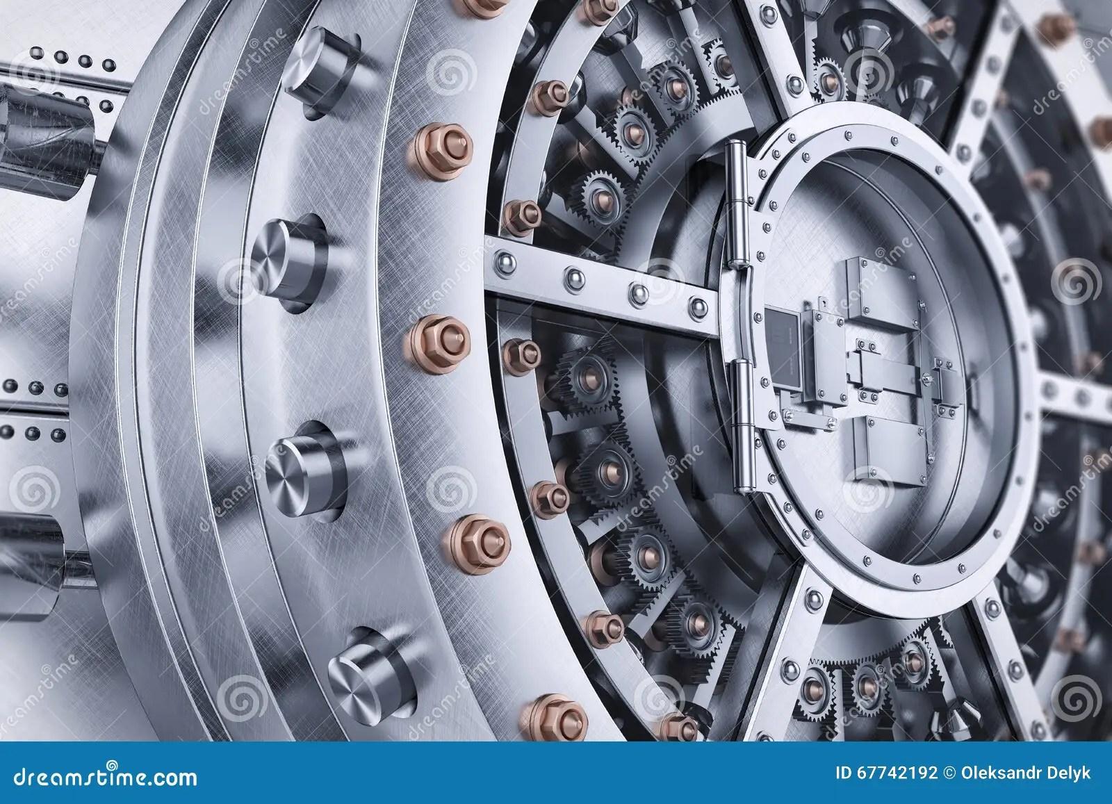 Security Bank Deposit Machine