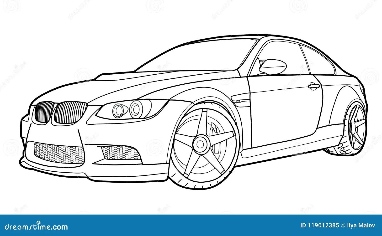 Dream Sports Car