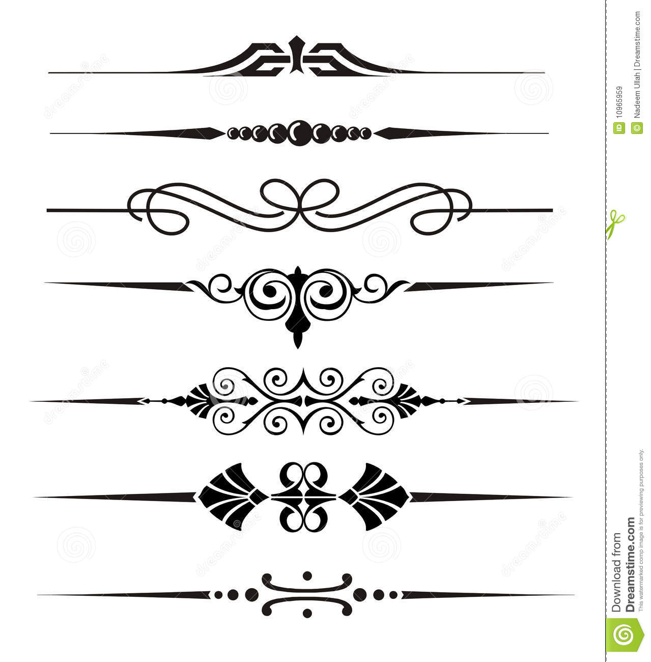 Vector Elements Royalty Free Stock Images Image 10965959