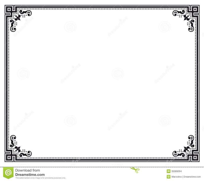 certificate frames and borders | Frameswalls.org