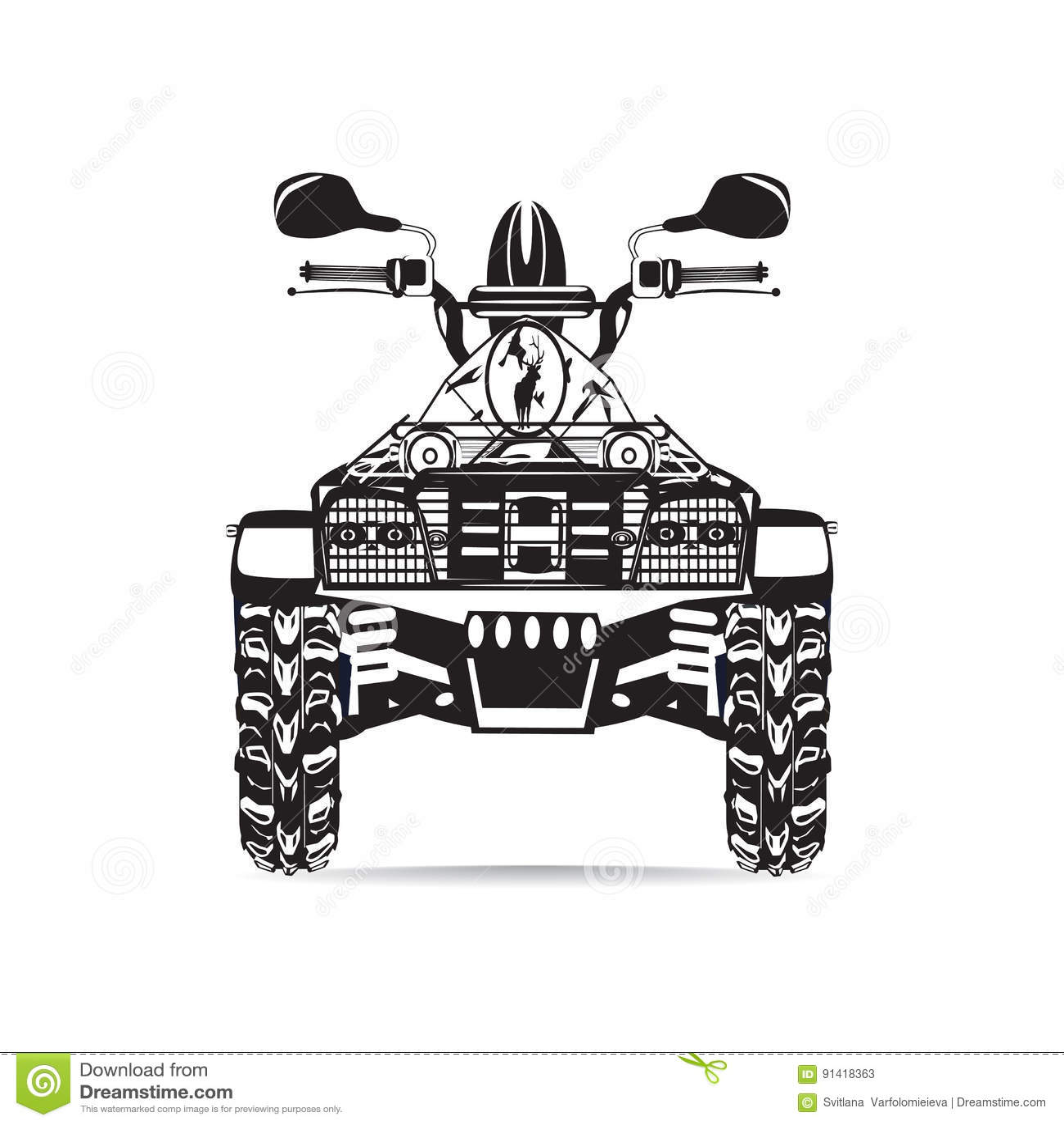 Atv Seat