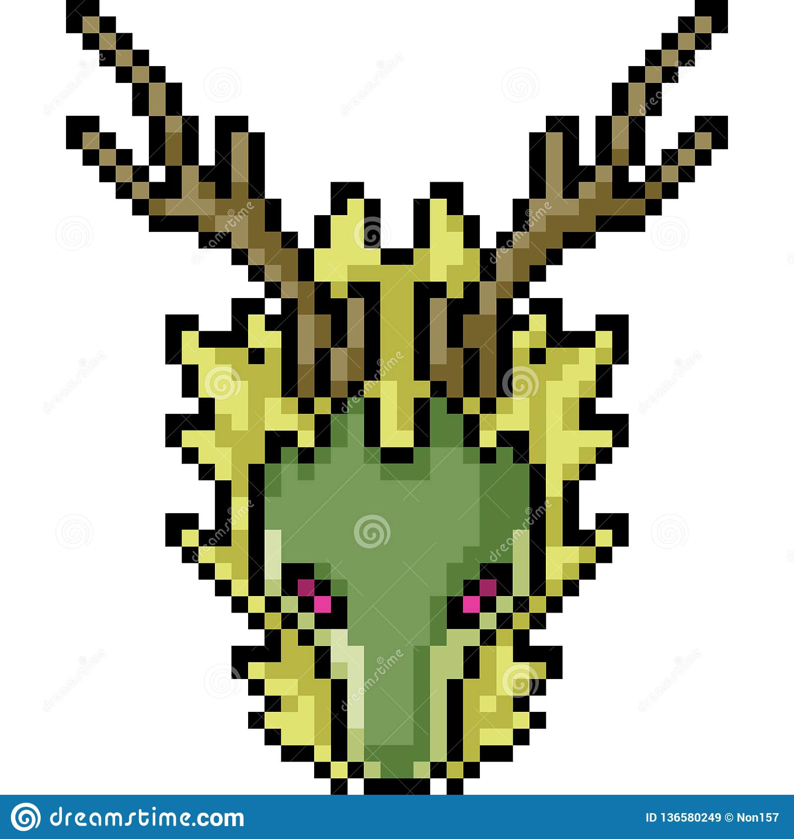 Dragon Pixel Art Gallery Of Arts And Crafts