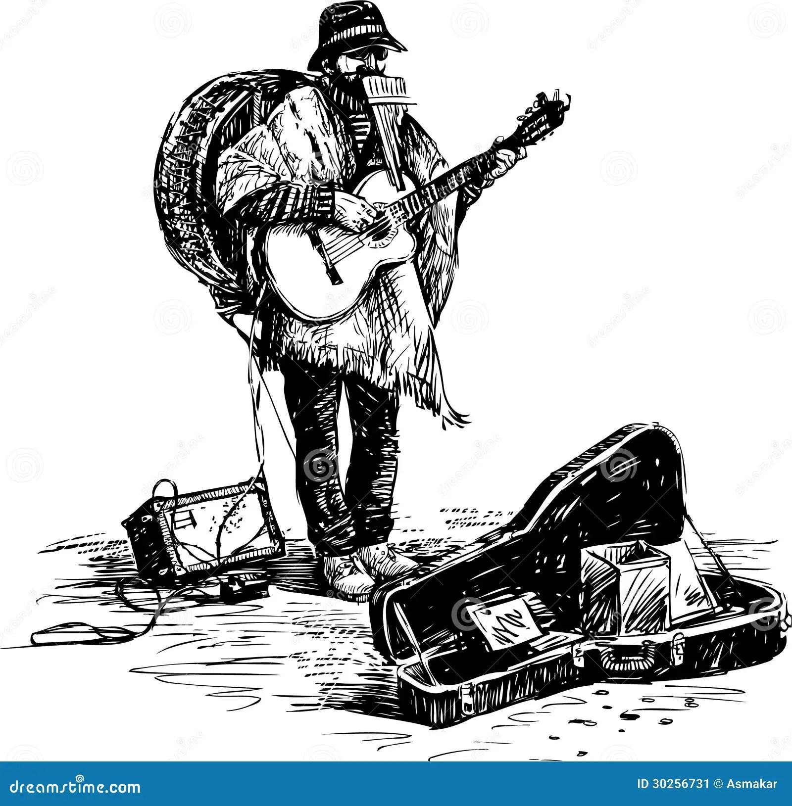 Man Band Stock Image