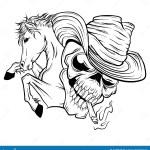 Horse Skull Stock Illustrations 1 627 Horse Skull Stock Illustrations Vectors Clipart Dreamstime