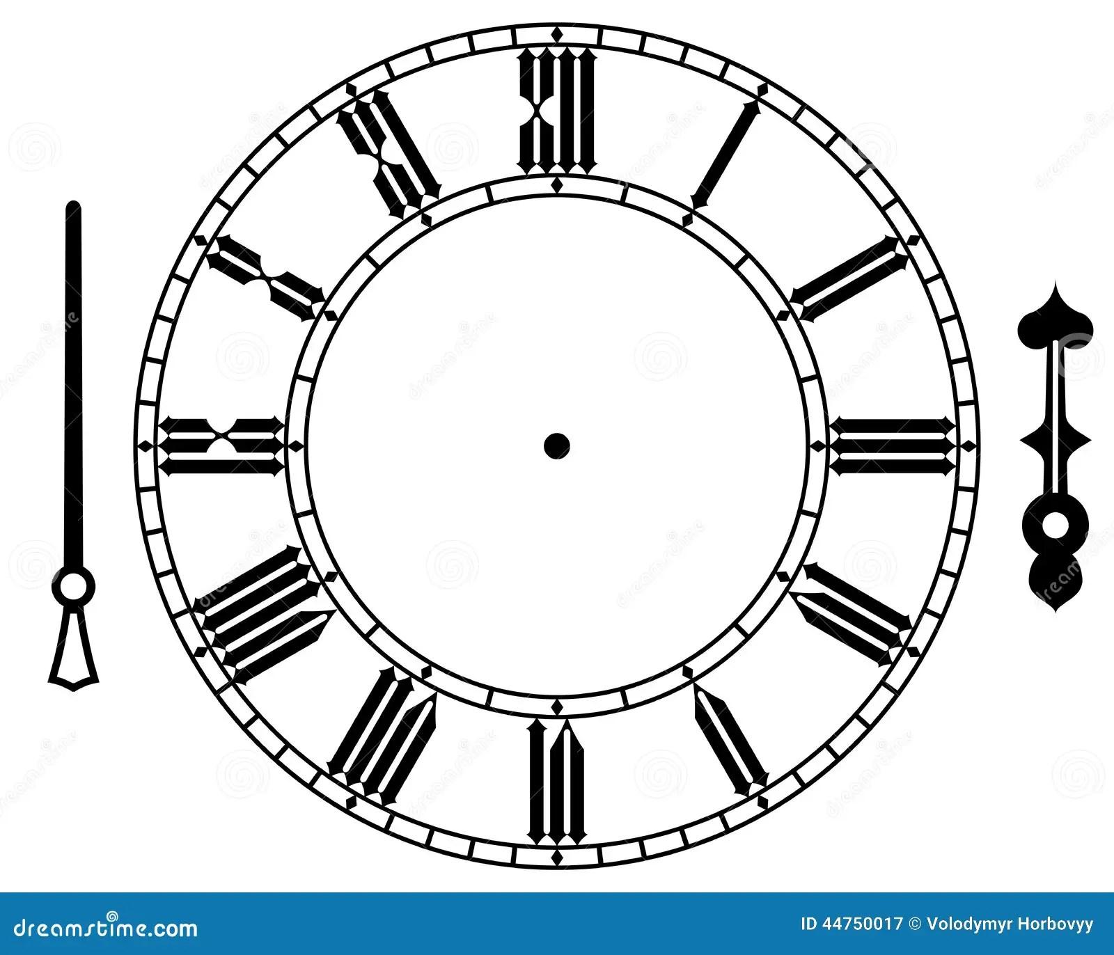 A P Old Clocks
