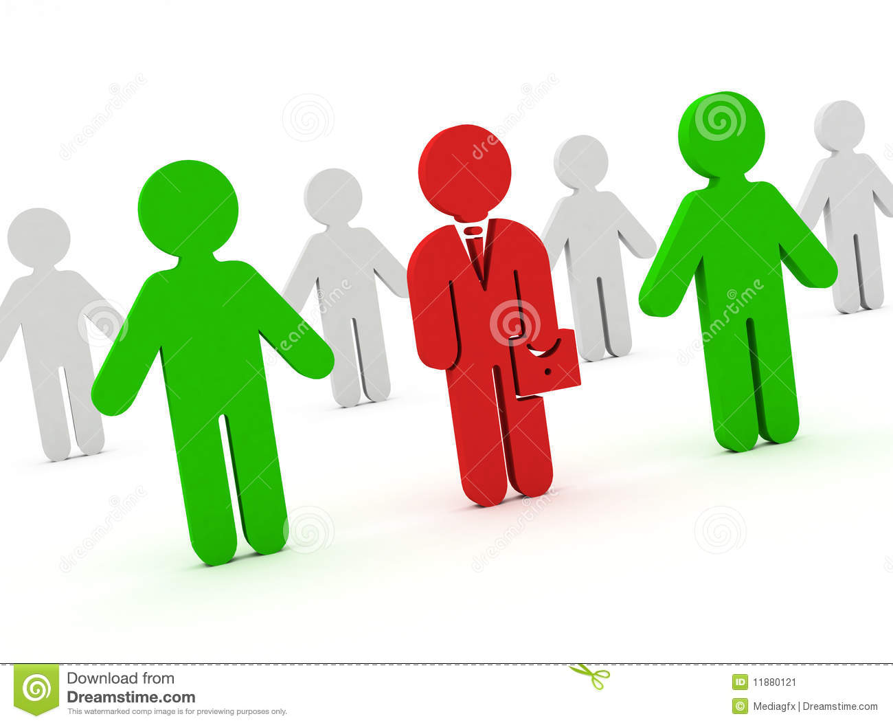 Very Important Person Stock Illustration Illustration Of