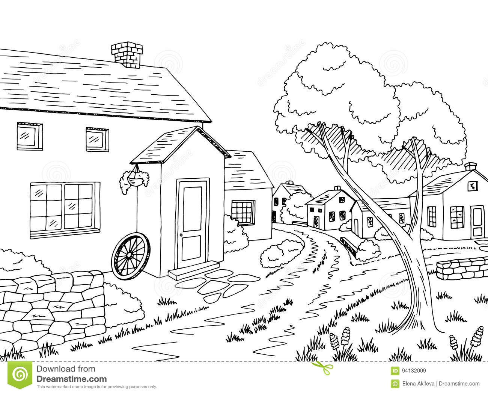 Landform Worksheet For Kindergarten