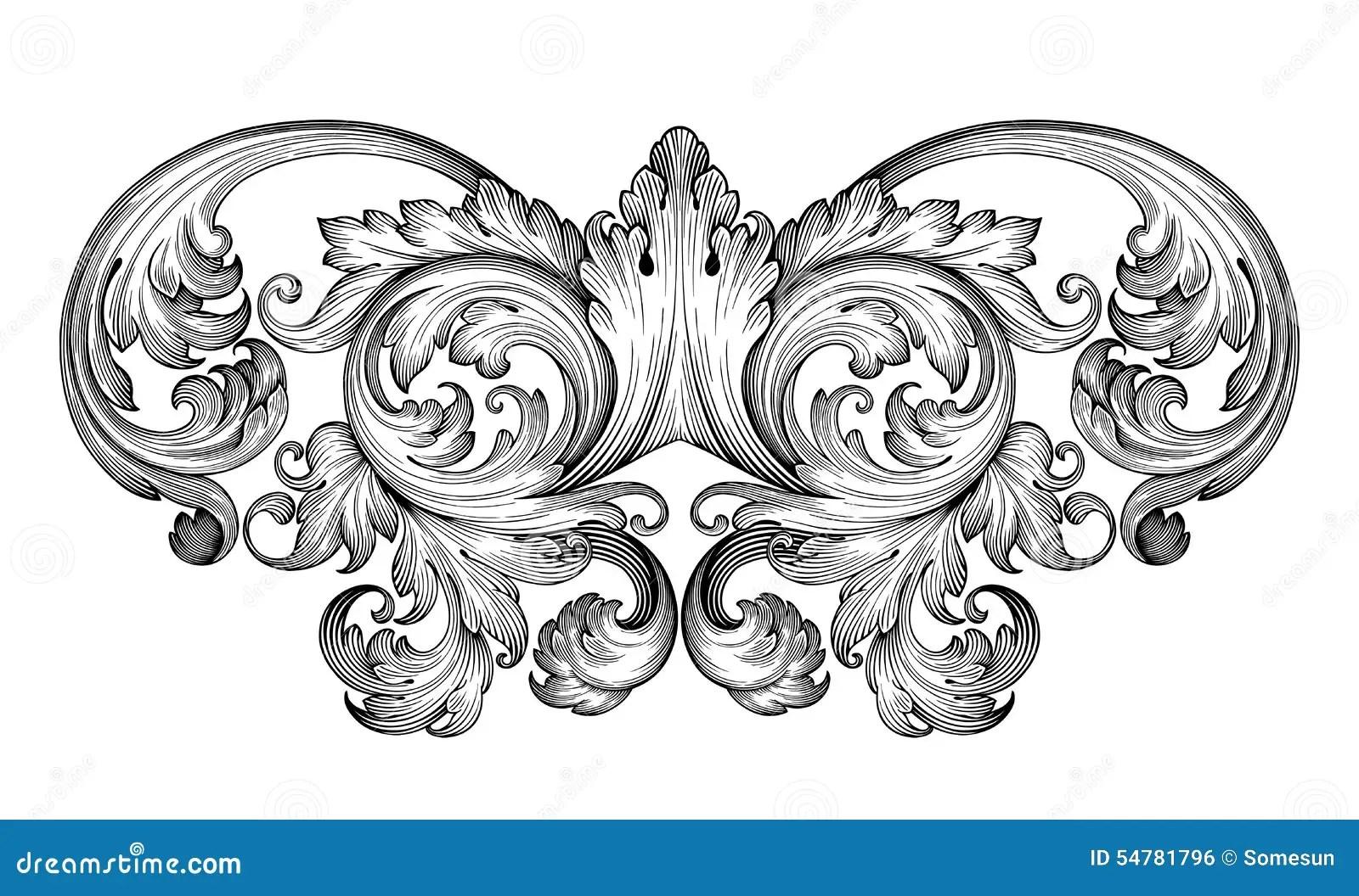 Baroque Italian And Frames