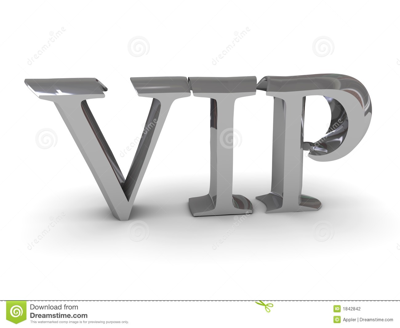 For Vip Persona Stock Photography Image 1842842