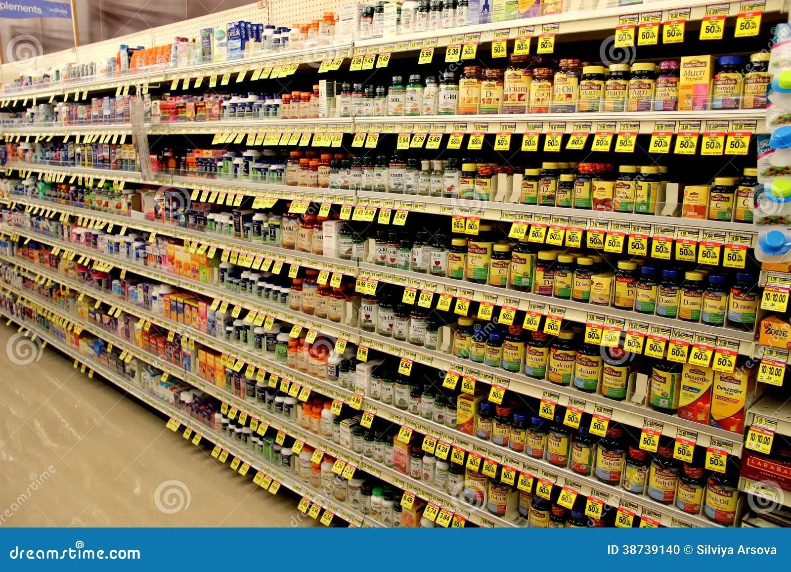 Fresh Vitamins Health Food Store