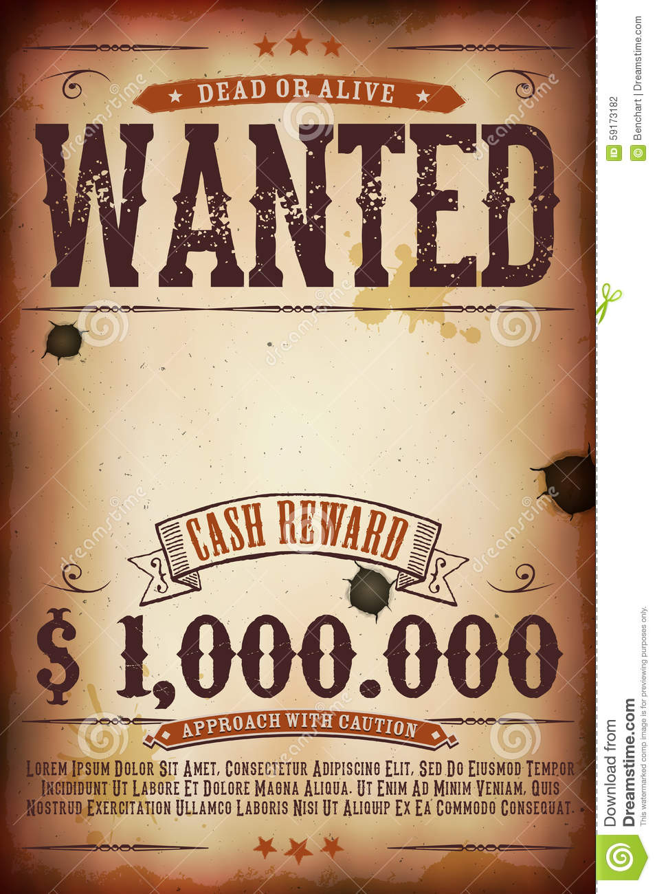 Wanted Signs Template poster templates poster and templates on – Wanted Signs Template