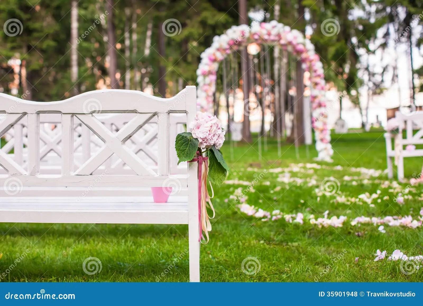 Love Benches Garden