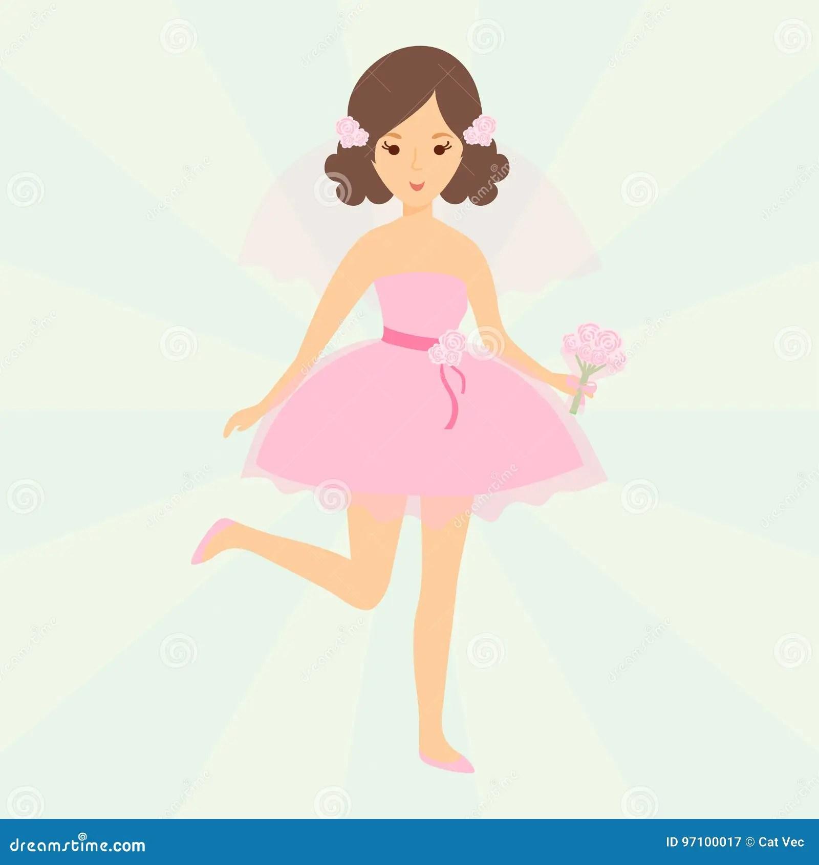 Wedding Ceremony Vector Illustration Vector Illustration