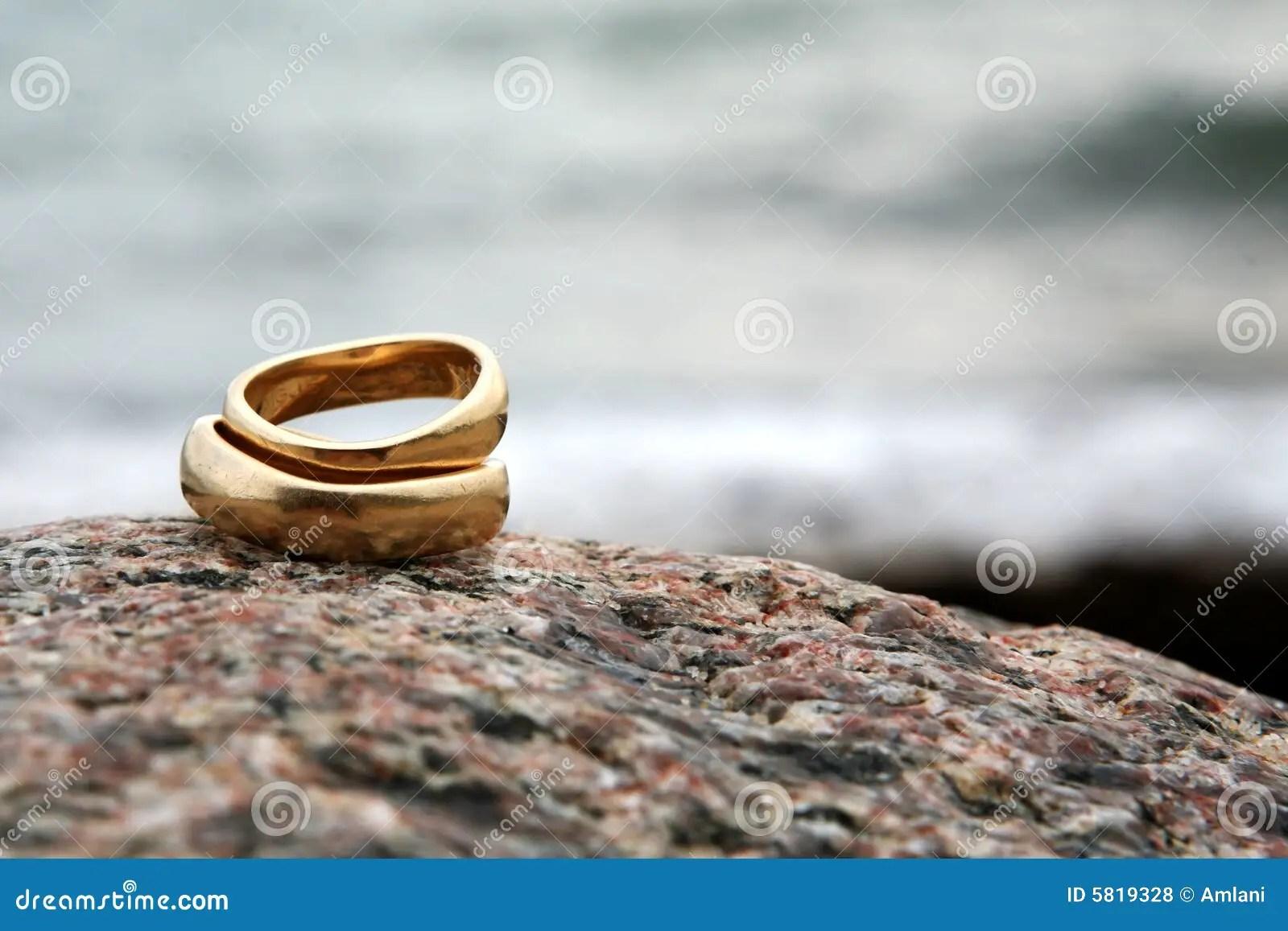 Wedding Rings Royalty Free Stock Photos Image 5819328