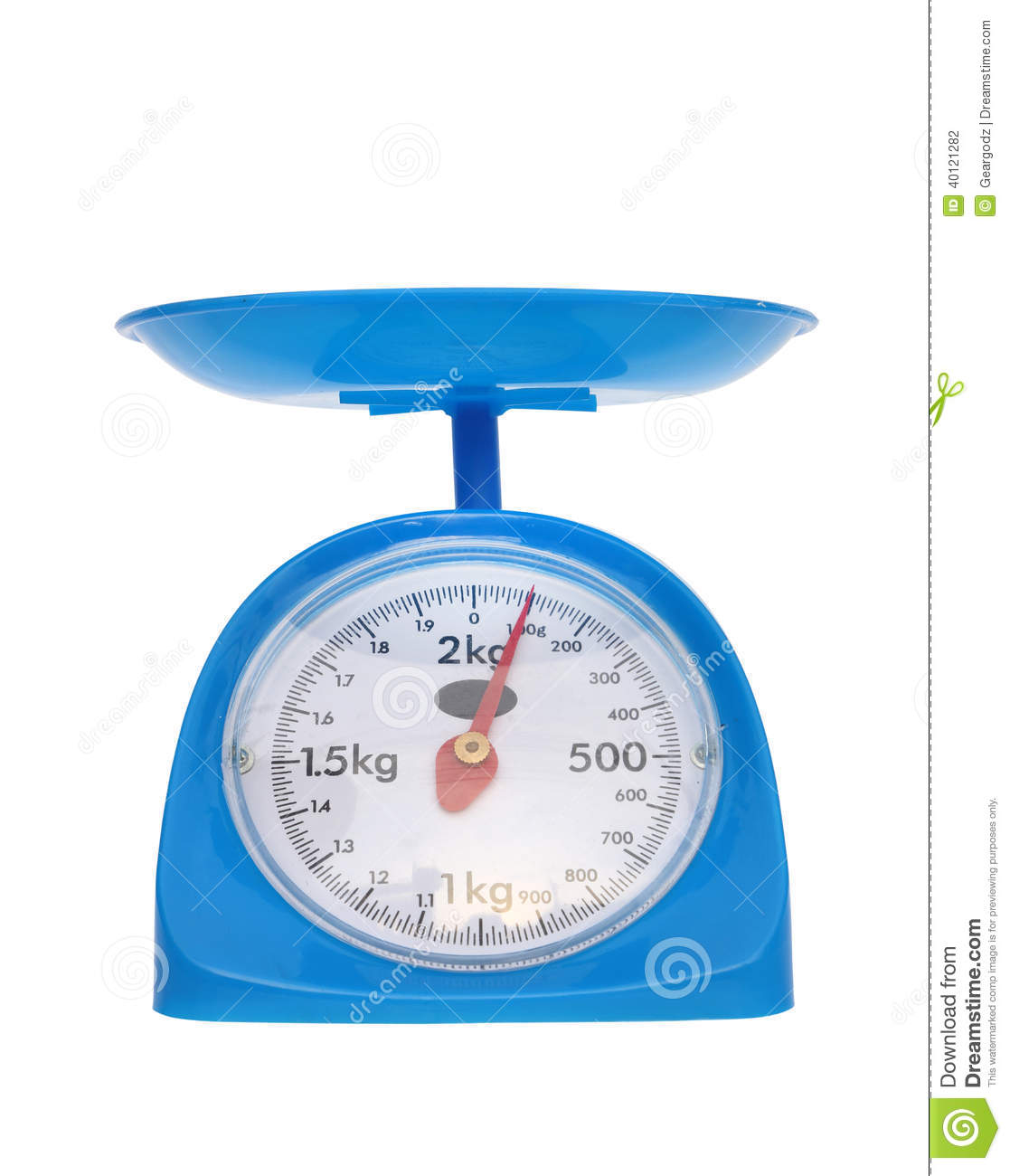Weight Measurement Balance Stock Photo Image Of Household