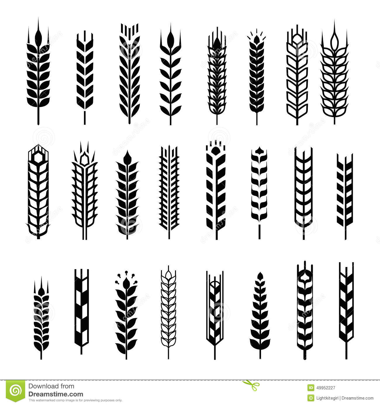 Wheat Clipart