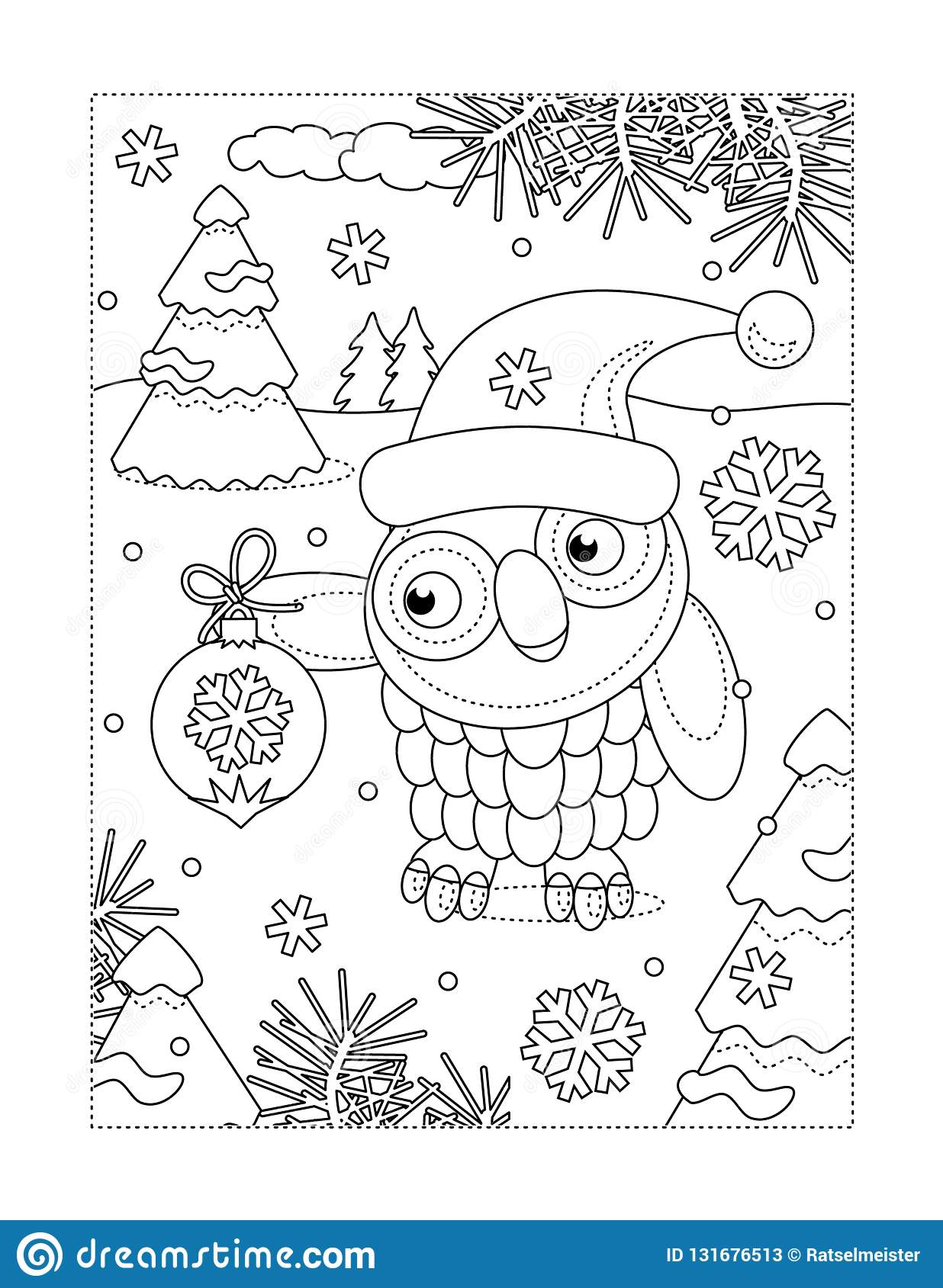 Owl Coloring Pages Stock Illustrations 196 Owl Coloring Pages Stock Illustrations Vectors Clipart Dreamstime