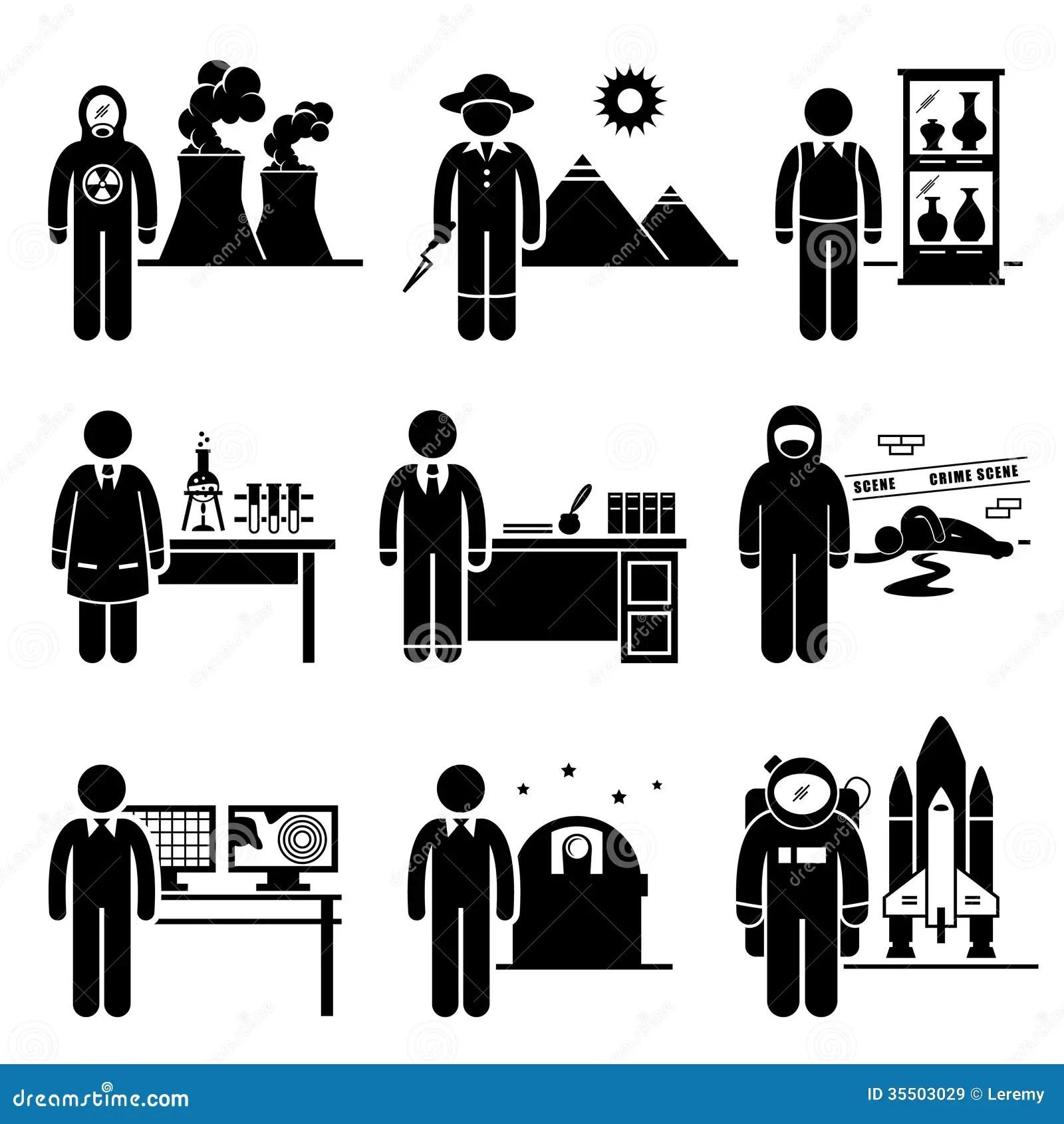 Wissenschaftler Professor Jobs Occupations Careers