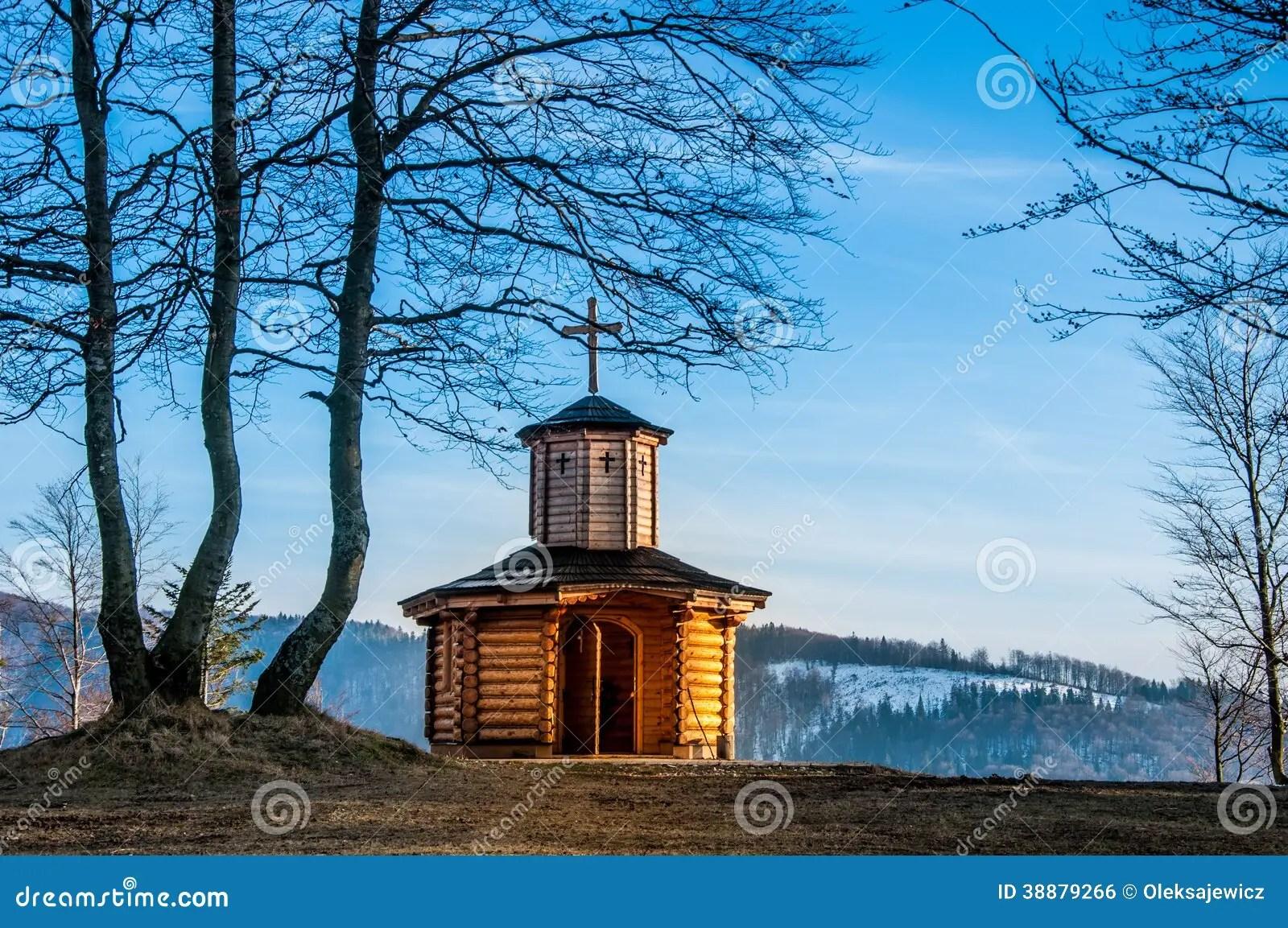 Wonderful European Mountain Ranges Stock Photo