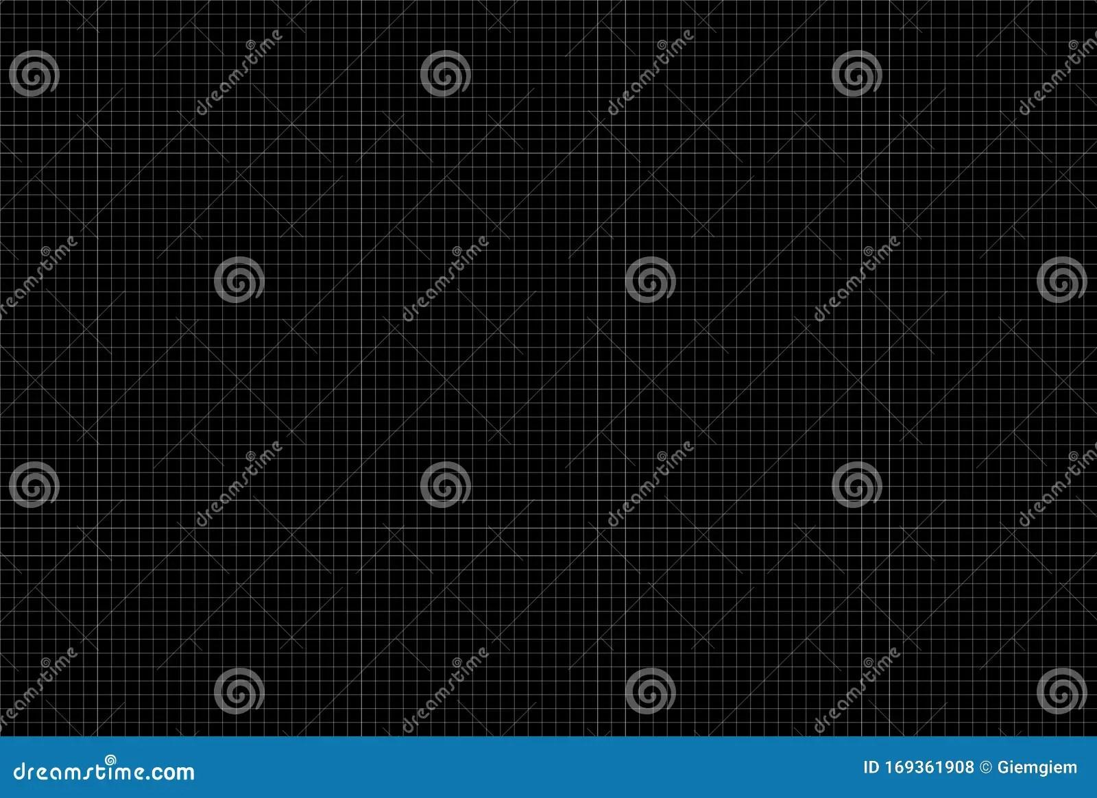 Worksheet Black Paper Grid Paper Square Texture Pattern