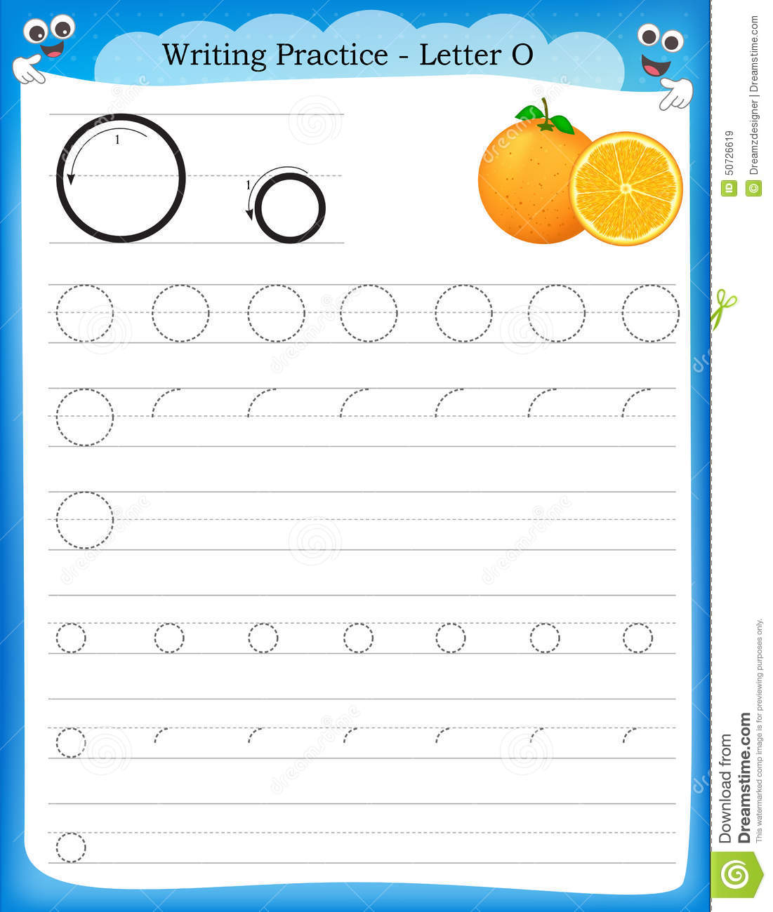 M Cript Writing Worksheet Kindergarten