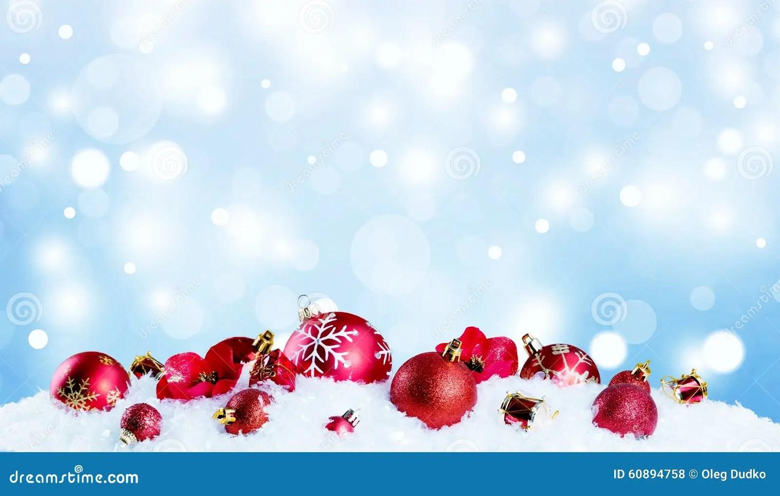 Xmas Background Stock Photo Image 60894758