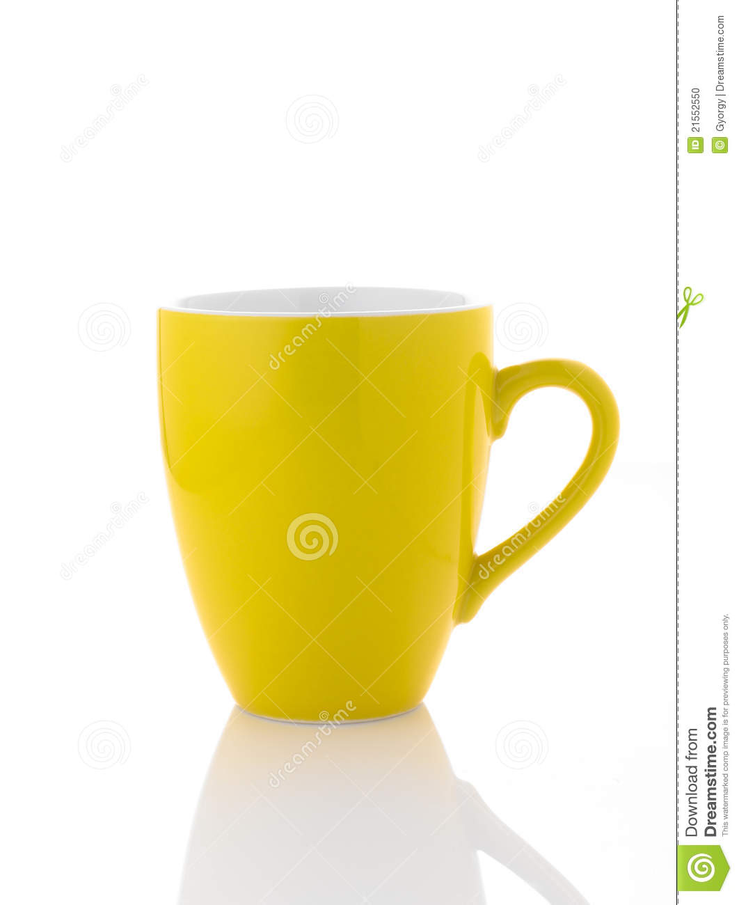 Black Yellow And Background Cup Coffee