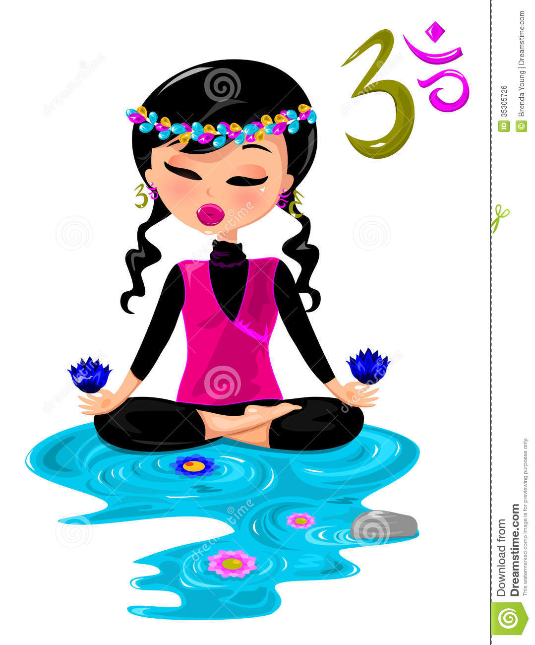 Zen Cartoons Illustrations Amp Vector Stock Images 36140