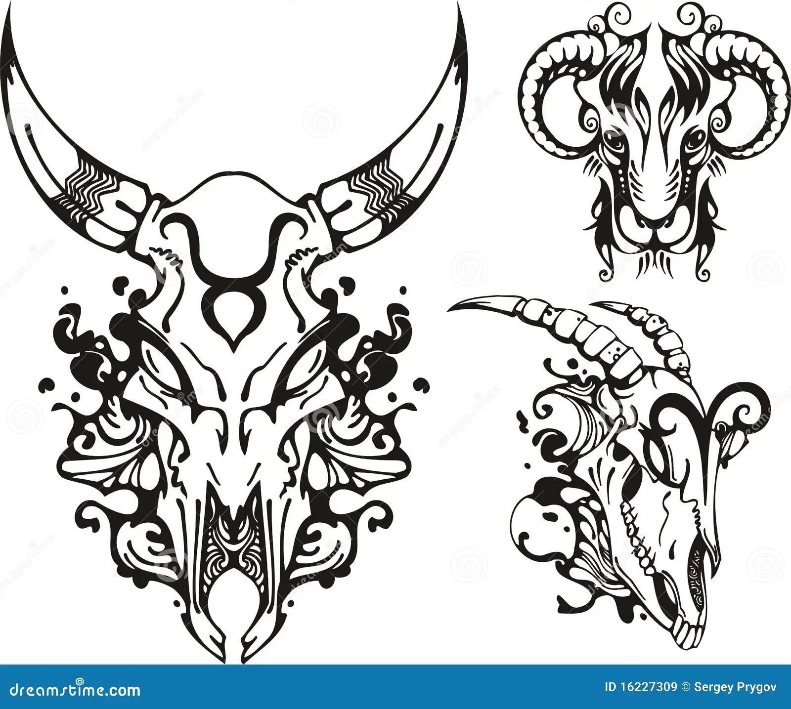 Zodiaco Di Scorpion Fantasy Illustrazione Vettoriale