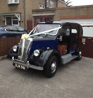 MAKE ME AN OFFER 1957 beardmore mk7 paramount london taxi