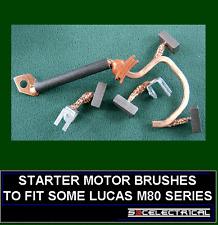 Lucas M78 M79 M80 Starter Motor Brushes EBay