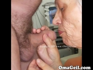 grandma nude before and after