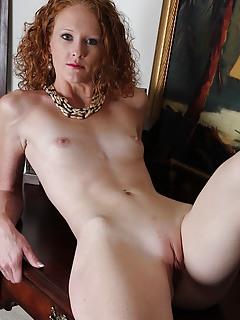 Busty blonde gilf mandi mcgraw enjoys some cock 3