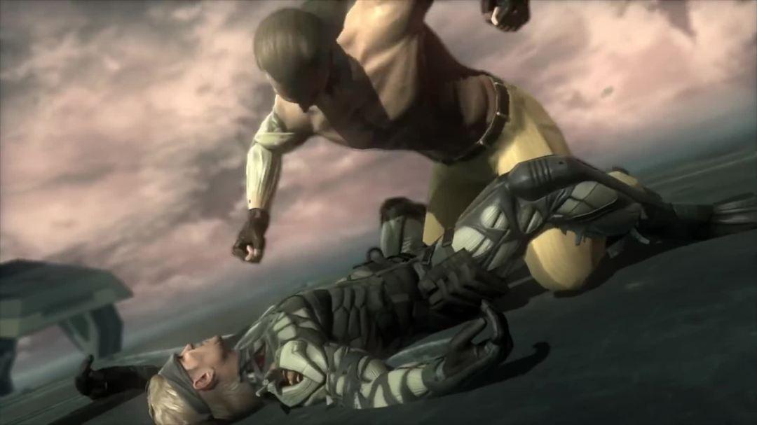 Solid Snake Vs Liquid Ocelot (Full Moveset, Highest Difficulty, Full HD)  GIF by ... | Gfycat