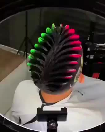 Best hair style i have ever seen