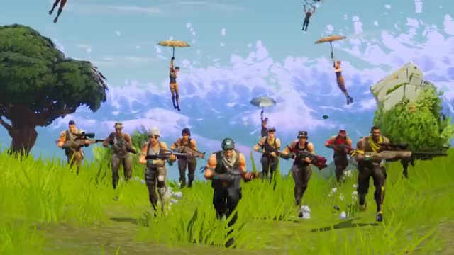 Epic Games Fortnite GIFs Search Find Make Amp Share