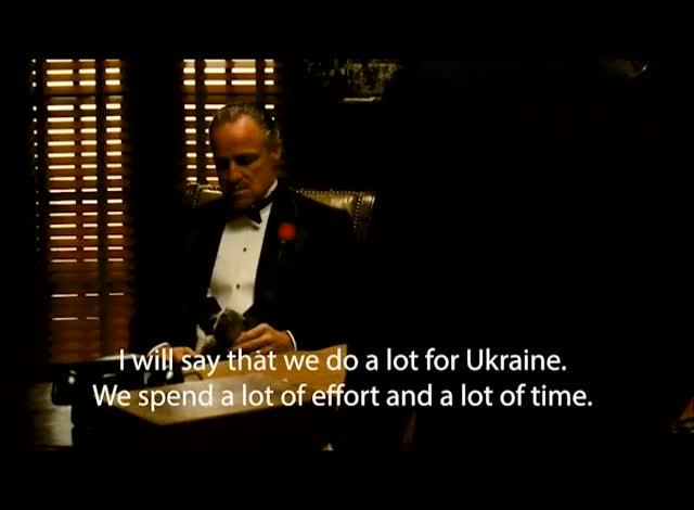 Godfather Trump Gif Gfycat