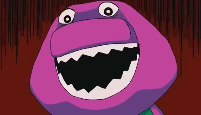 Evil Barney Find Make Amp Share Gfycat GIFs