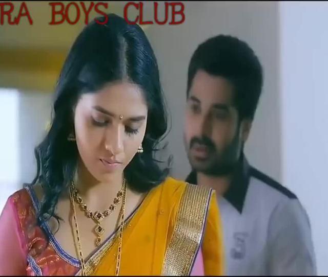 Sunaina Hot First Night Bed Enjoying Scene Telugu Actress Hot Navel Touch Scene Gif